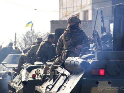 На Одещині морпіхи вчилися організовувати протидесантну оборону