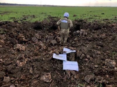 Ворог продовжує обстріли українських населених пунктів і важливих об'єктів інфраструктури