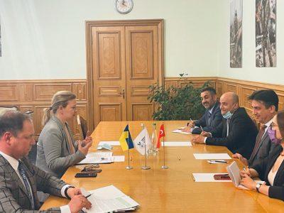 Мінветеранів поглиблюватиме співпрацю з Туреччиною для розвитку ветеранських проєктів