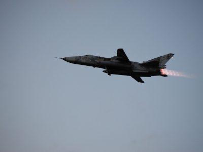 Бомбардувальники вдосконалювали навички під час атаки по наземних цілях із пікірування