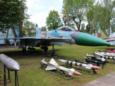 Музей Повітряних Сил Збройних Сил України відновив роботу