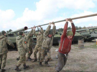 Чи легко почистити ствол гармати завдовжки 13 метрів?