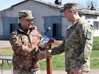 У районі проведення ООС нагороджено військовослужбовців