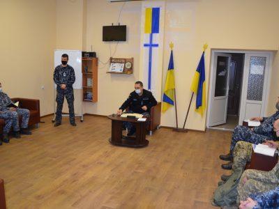 Командувач ВМС України зустрівся з головними старшинами вітчизняного флоту