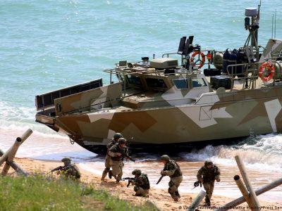 Німеччина вважає безпрецедентним часткове закриття Росією Чорного моря