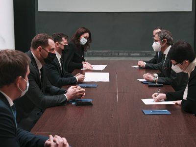 Президент обговорив з гендиректором МАГАТЕ питання ядерної безпеки в Україні