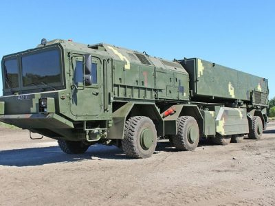 Міноборони зацікавлене у якнайшвидшому отриманні ракетного комплексу «Сапсан»