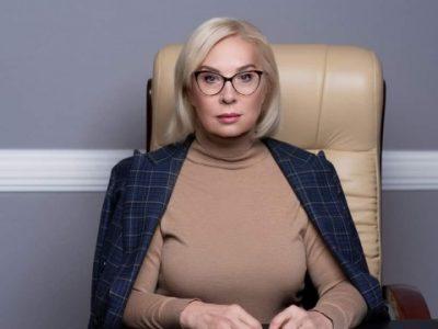 Російська окупація: Денісова заявляє про незаконне утримання 413 українців