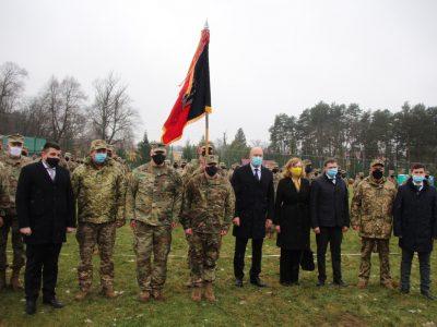 «Українське військо стало одним з найбільш боєздатних у Європі», — Крістіна Квін, тимчасово повірена у справах США в Україні