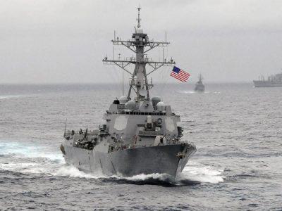 США розмістять два військові кораблі у Чорному морі до 4 травня