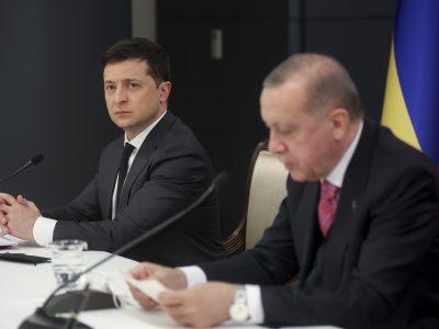Стратегічне партнерство України й Туреччини підкріплене реальними справами та перемогами – Володимир Зеленський