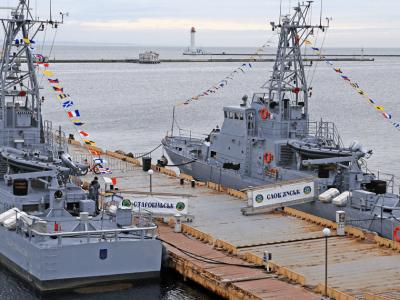 ВМС України планують відновити будівлі нового пункту базування «Айлендів» у порту Південний