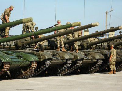 Комітет Ради з нацбезпеки розгляне державне оборонне замовлення на 2021-2023 роки у закритому режимі
