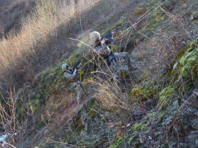 У Карпатах стартував літній етап «Курсу гірської підготовки»