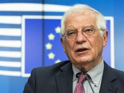 ЄС занепокоєний діями Росії щодо закриття морської території в низці районів Чорного моря