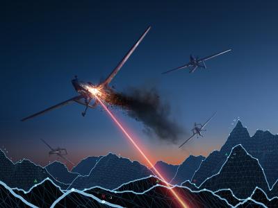 Лазери проти дронів