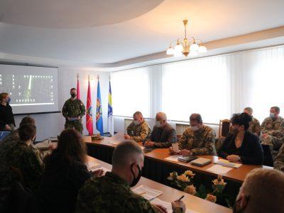 У рамках операції «UNIFIER» в Україні започаткують колективну підготовку медичних підрозділів