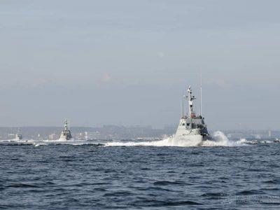 РФ продовжує порушувати норми Міжнародного морського права