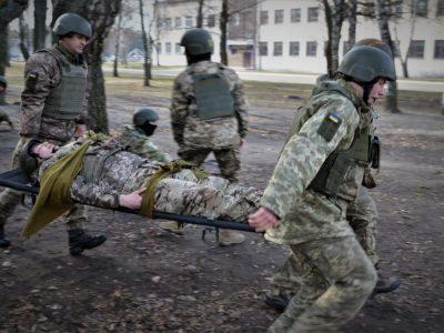 У навчальному центрі «Десна» розпочато відбір на курс бойових медиків