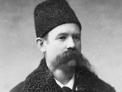 6 квітня народився Микола Левитський