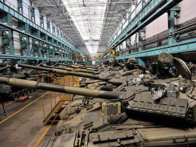 Львівський бронетанковий завод замовив модернізацію приладів спостереження на понад 12 млн грн
