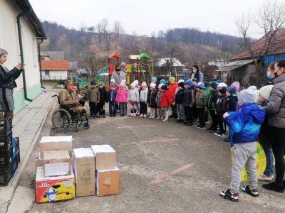 На Прикарпатті стартували Передвеликодні благочинні акції на підтримку українських захисників