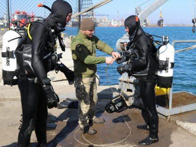Українські ВМС візьмуть участь у багатонаціональному навчанні «Дайв-2021»