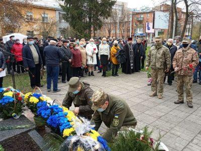 На Сумщині вшанували жертв Чорнобильської катастрофи