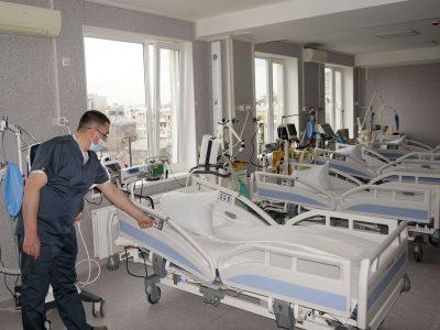 У військовому госпіталі  в Харкові відкрили «євроклініку»