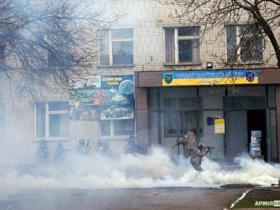 Харківські тероборонівці зупинили диверсантів