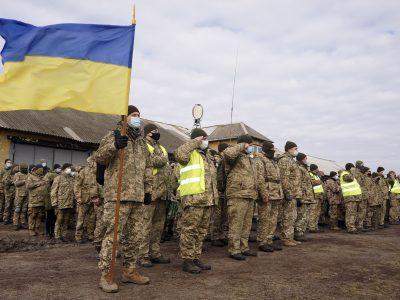 Харківська тероборона: одночасно тренувалося близько 3500 військовослужбовців, воїнів-резервістів і військовозобов'язаних
