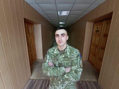 Як офіцер Збройних Сил популяризує воркаут