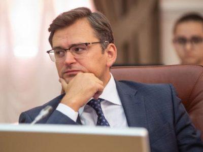 Спроба Російської Федерації нав'язати Україні образ «агресора» провалилася — Дмитро Кулеба