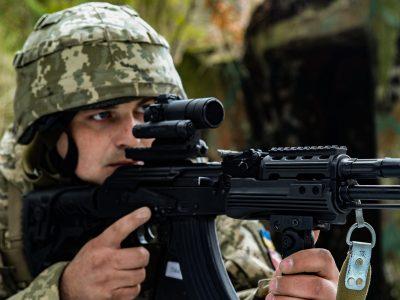 На Львівщині військові знешкодили групу терористів