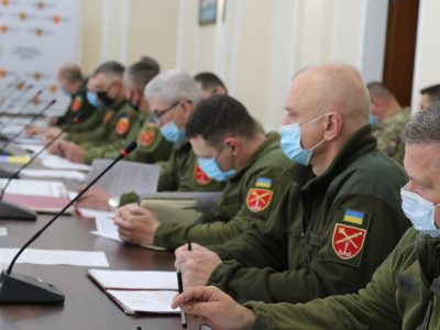 Упровадження передового досвіду у військових колективах обговорили в ОК «Південь»