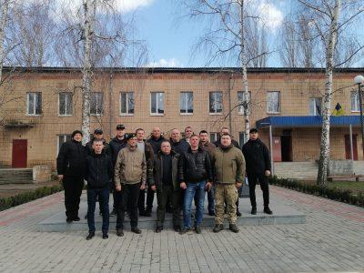 На Кіровоградщині кілька організацій ветеранів АТО/ООС створили районну асоціацію