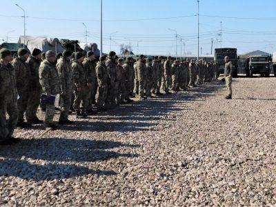 Озброєння та військову техніку Командування об'єднаних сил ЗСУ переведено в режим весняно-літньої експлуатації