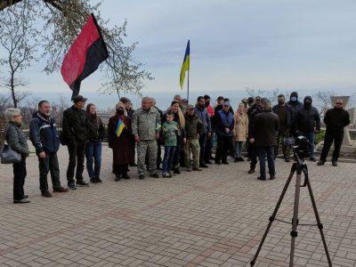 Маріупольці кажуть «Ні російській агресії!»
