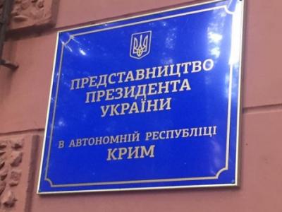 Володимир Зеленський затвердив стратегію діяльності Представництва Президента в Криму