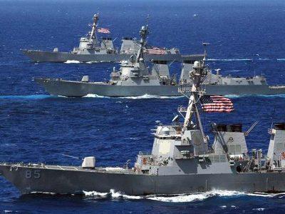 США планують відправити військові кораблі у Чорне море для стримування РФ