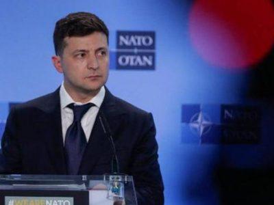 Чекаю на розширення нашої практичної співпраці – Зеленський до НАТО