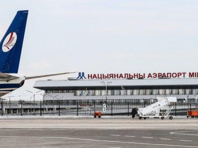 У США та Європі вимагають заборонити польоти над Білоруссю і ввести санкції