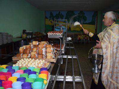 Як на Полтавщині воїни-зв'язківці зустрічали Святе Воскресіння