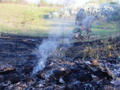 На Луганщині збройні формування Російської Федерації здійснили обстріл населеного пункту