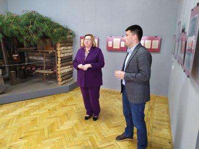 У Вінниці презентували виставку про визвольний рух на Волині та Поділлі в роки Другої світової війни