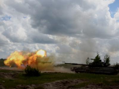 Руслан Хомчак: «Ці батальйонно-тактичні навчання показали, що ми готові ефективно реагувати на зовнішні загрози»