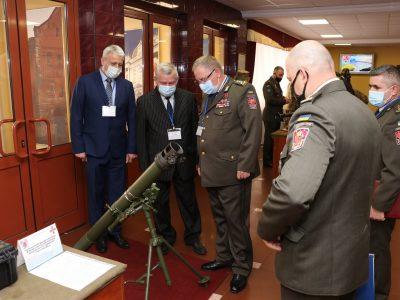 У Львові відбулась науково-технічна конференція «Перспективи розвитку ОВТ Сухопутних військ»