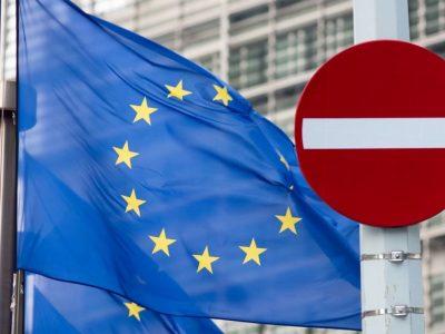 Україна долучилася до санкцій ЄС проти Росії через анексію Криму