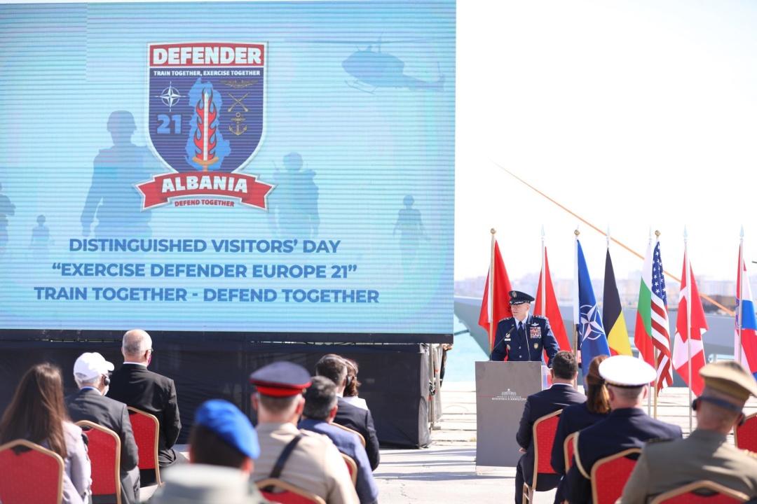 Стартували навчання НАТО Defender Europe