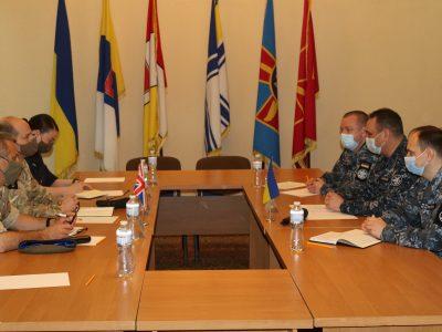 «Велика Британія для нас є зразком корабельної системи організації управління флотом, і співпраця з ORBITAL дуже корисна для національних Військово-Морських Сил» ‒ командувач ВМС ЗС України